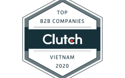 Vnited.Co rated by Clutch as one of Vietnam's top Developers for 2020